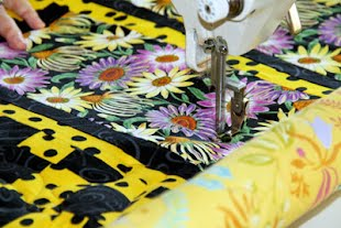 Linda long arm quilting