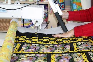 long quilting
